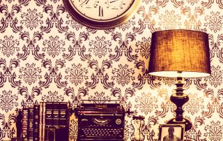 Wallpaper a Great Partner in Decoration | Commercial Interior Design