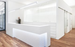 Medical reception | Clinic Design