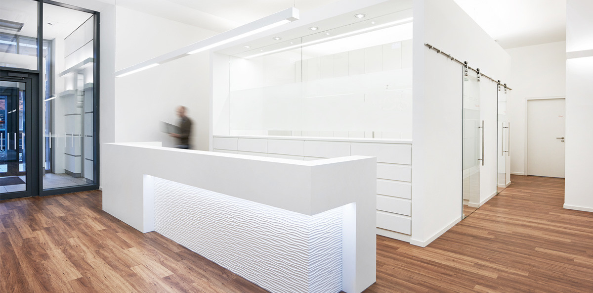 Medical reception | Clinic Design