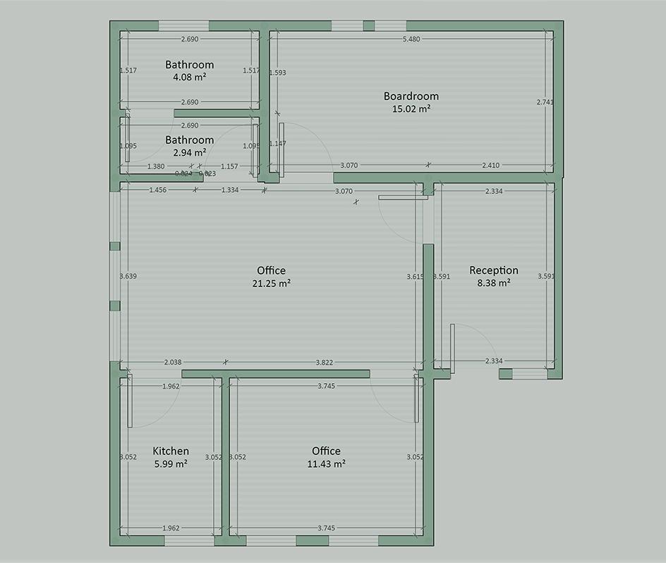 Concept Design | Floor Plan